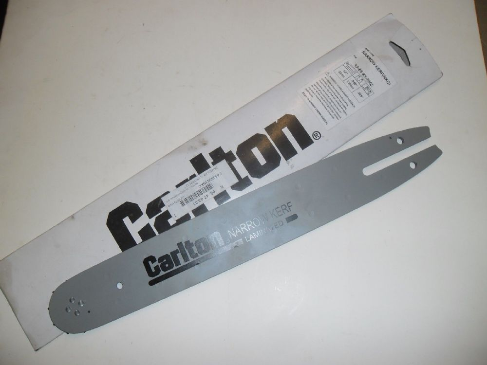 "Carlton 13"" Narrow Kerf .050"" .325"" 13-65-k1-NKC Guide bar"